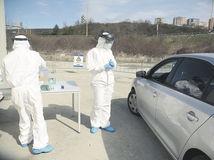 koronavírus, Košice, testovanie