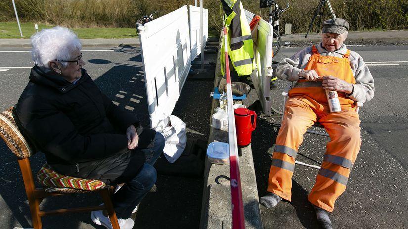 Nemecko Dánsko Seniori Stretnutia hranice...
