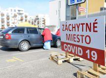 Slovensko má zrejme prvý prípad úmrtia na Covid-19