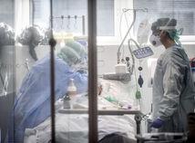 V sobotu pribudlo 14 nakazených. Na Slovensku je 485 prípadov