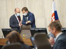 VLÁDA: Rokovanie 7. schôdze vlády SR