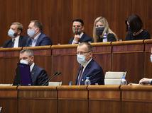 NR SR / Parlament / Vláda /