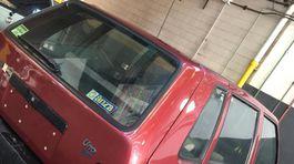 Zabudnutá predajňa áut - Buenos Aires