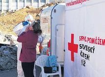 Červený kríž, testy, koronavírus