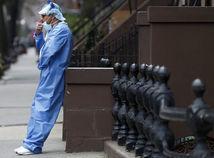 Newyorské nemocnice: Nie je to chaos, ale obrázky z pekla