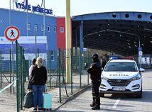 Ukrajina Vyšné Nemecké priechod uzavretie koronavírus