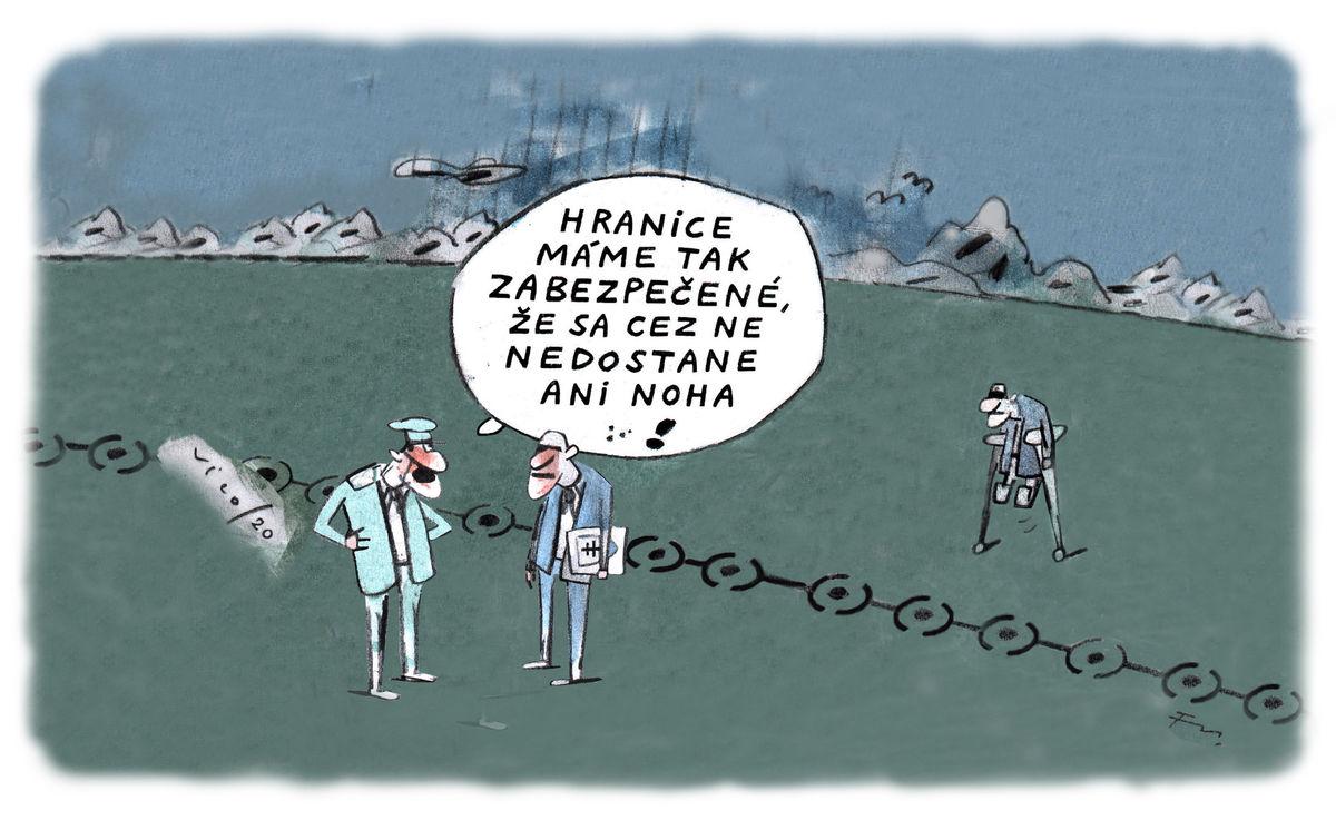 Karikatúra 07.04.2020