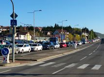 BSK-policia kontroluje auta na vstupe do Bratislavy
