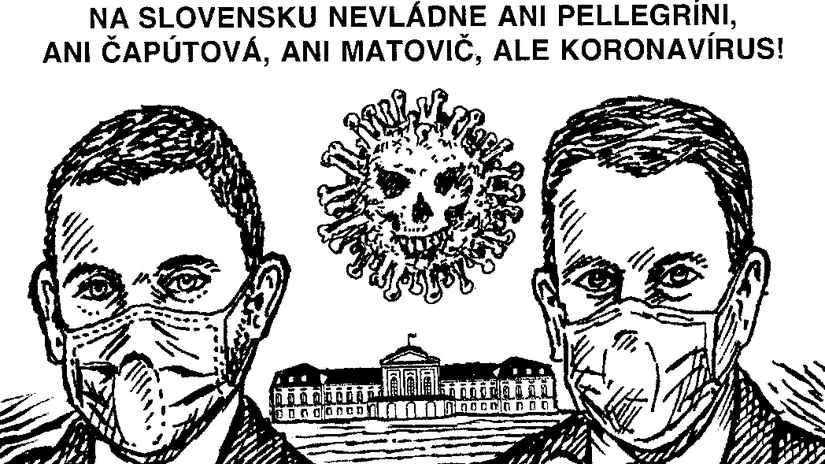na Slovensku vladne