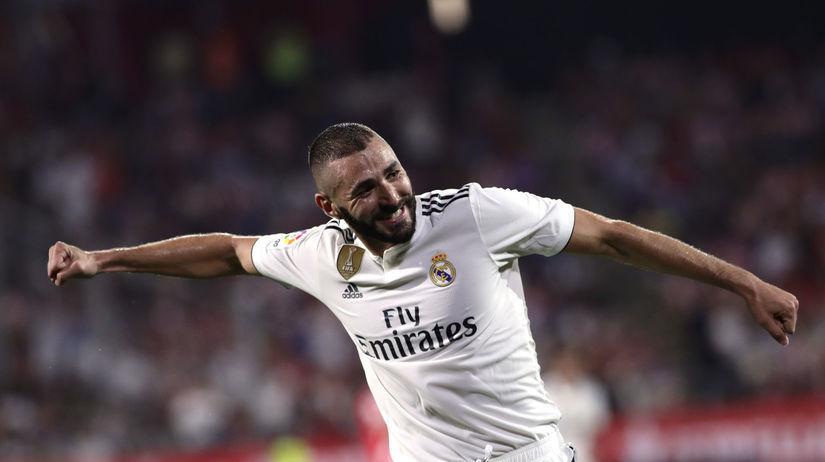 Španielsko Futbal liga Girona Real Madrid