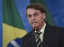 Virus Outbreak Brazil Bolsonaro