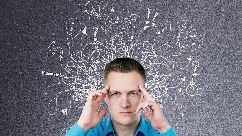 koncentrácia, pozornosť, rozmýšľanie, myšlienky