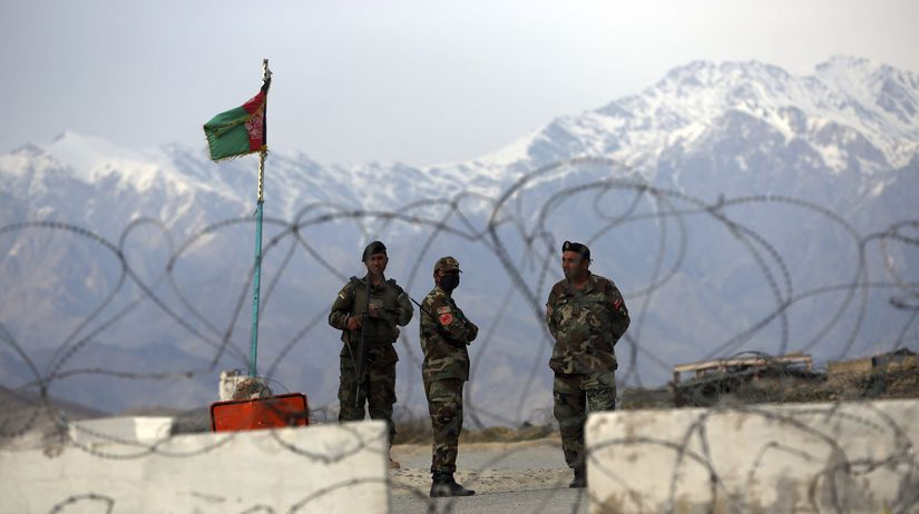 Afghanistan vojaci bagram kábul