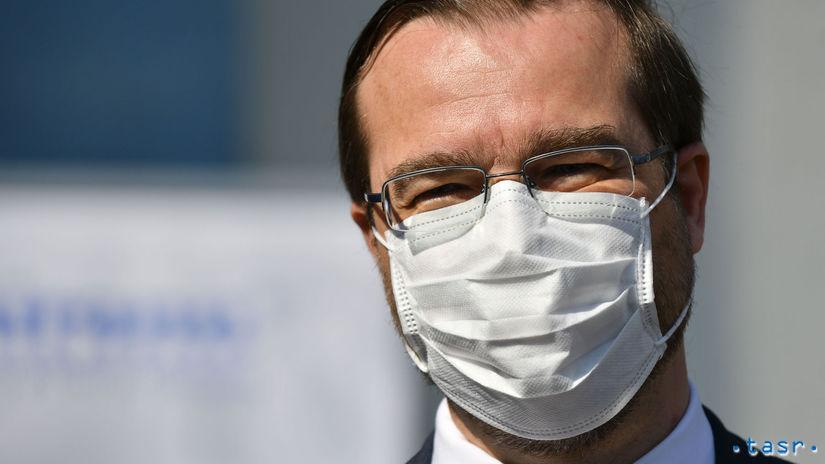 Minister zdravotníctva Marek Krajčí