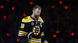 USA Hokej NHL finále 5. St Louis Boston