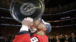 USA NHL hokej finále Chicago Tampa Bay 6. zápas