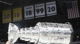 USA SR Hokej NHL Gáborík LA zmluva
