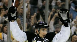 USA SR Šatan NHL Oilers Penguins Hokej