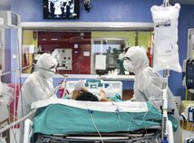 taliansko nemocnica koronavírus