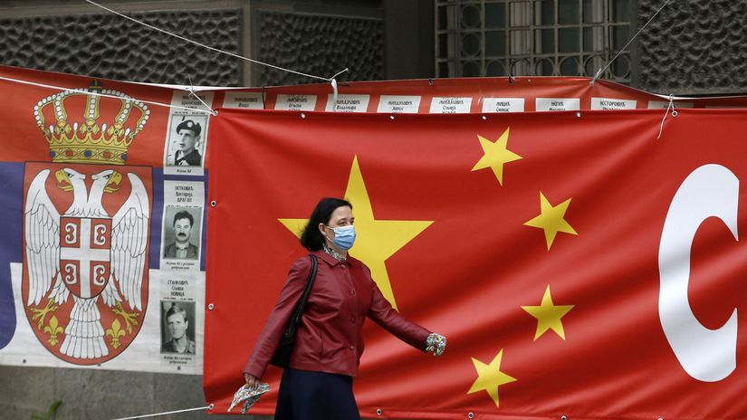 Virus Outbreak China Mask Diplomacy