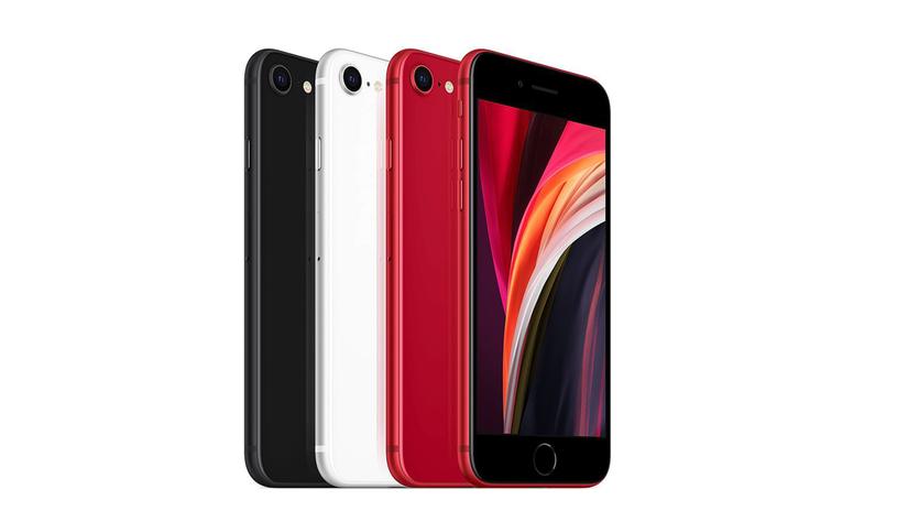 iPhone SE, Apple