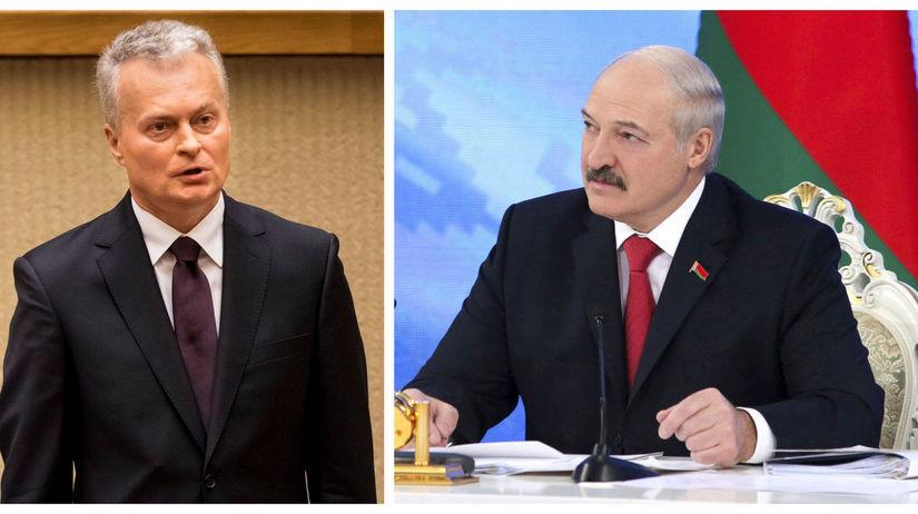 Alexander Lukašenko / Gitanas Nauséda