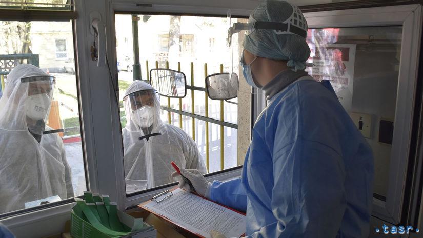 Ružomberok ÚVN KU dobrovoľníci koronavírus