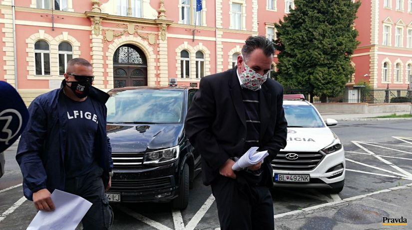 Juraj Kožuch, súd