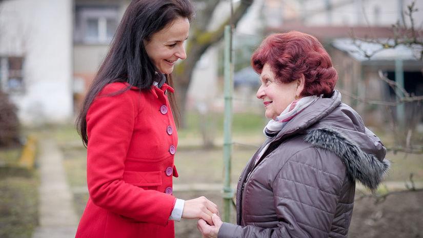 Profesionálna vnučka Janka Danišová