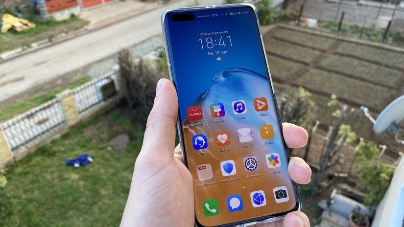 Huawei P40 Pro, smartfón, Huawei