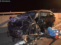 Dopravná nehoda - Beladice
