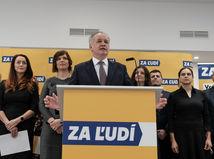 Andrej Kiska / Za ľudí /