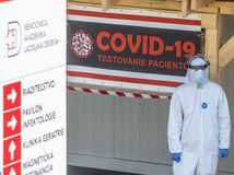 Covid-19, koronavirus, testovanie, zdravotnictvo,