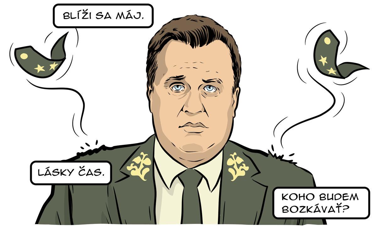 Karikatúra 30.04.2020