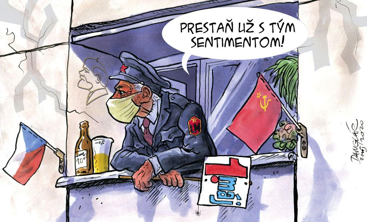 Karikatúra 02.05.2020