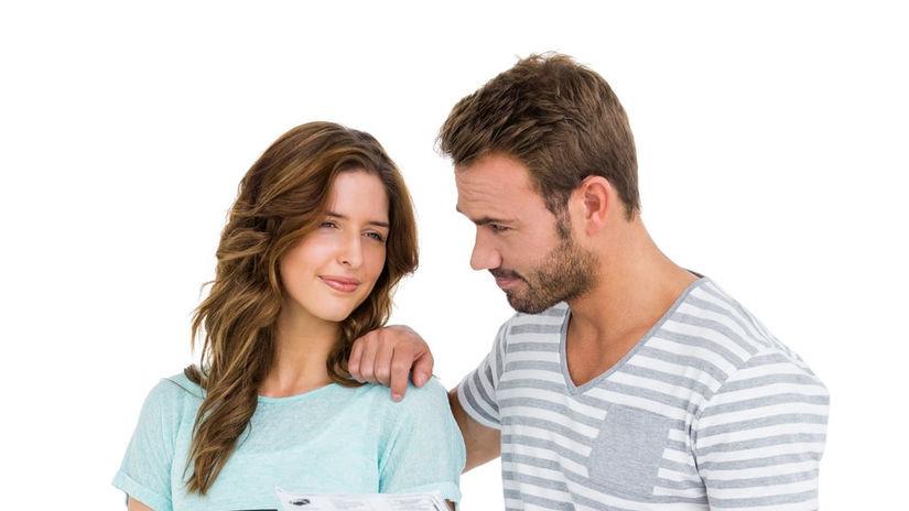 daňové priznanie, papier, podpora, manželia,...