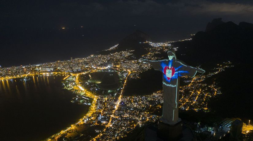 koronavírus, Brazília, Rio de Janeiro