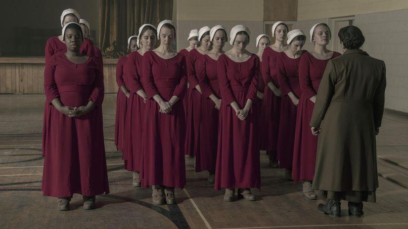 príbeh služobníčky, the handmaids tale,