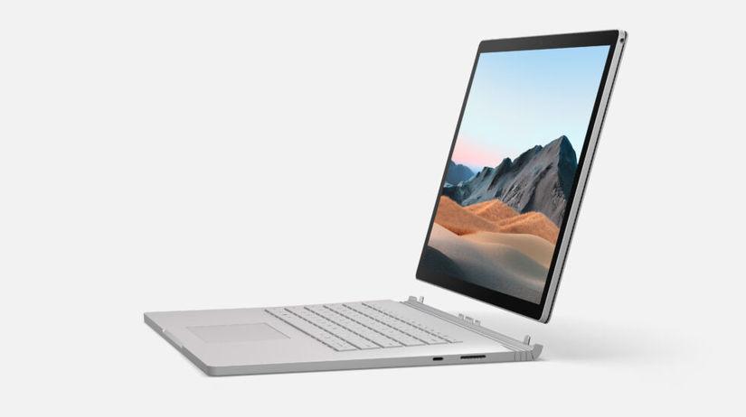 Surface Book 3, Microsoft