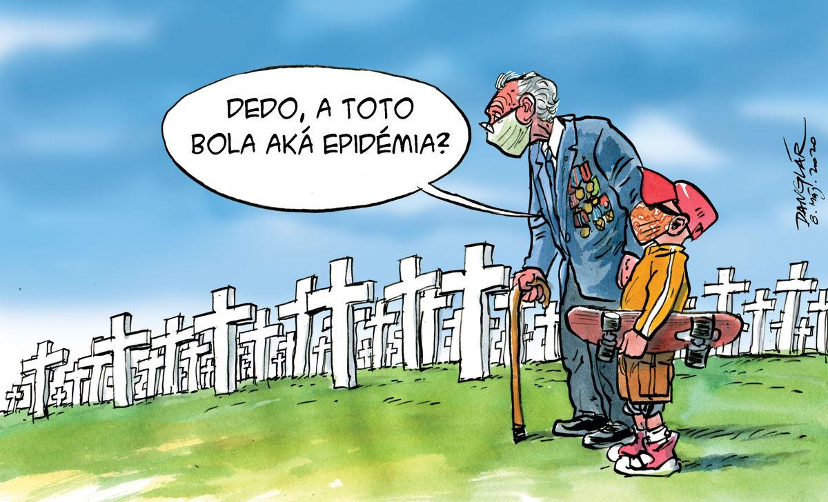 Karikatúra 09.05.2020