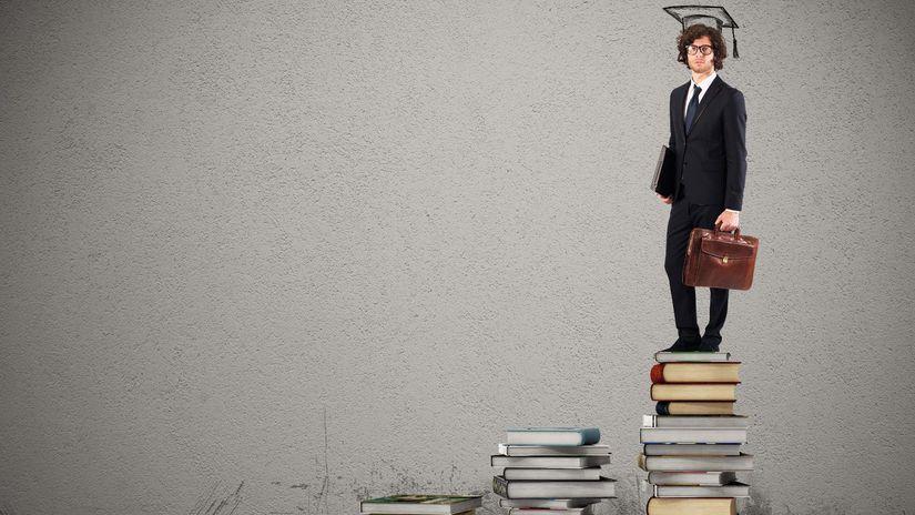 knihy, študent, štúdium