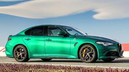 Alfa Romeo Giulia QV - 2020