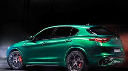 Alfa Romeo Stelvio QV - 2020 - 2020