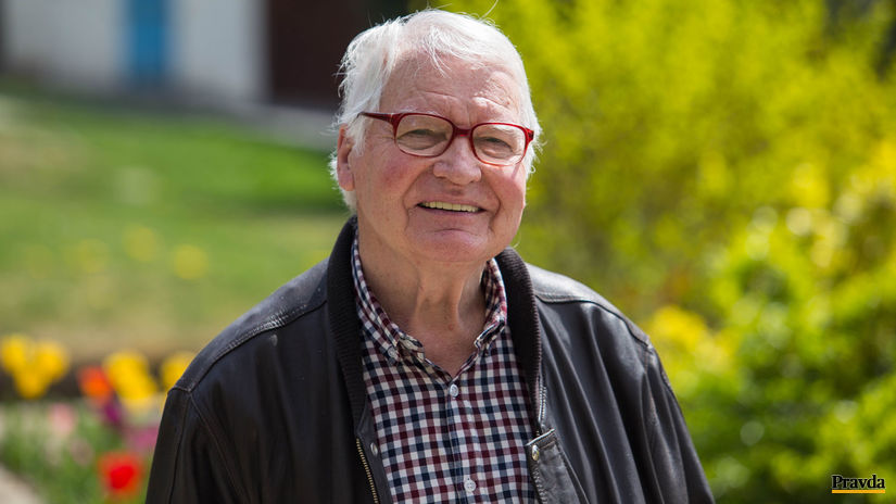 Anton Lycius, dôchodca, učiteľ