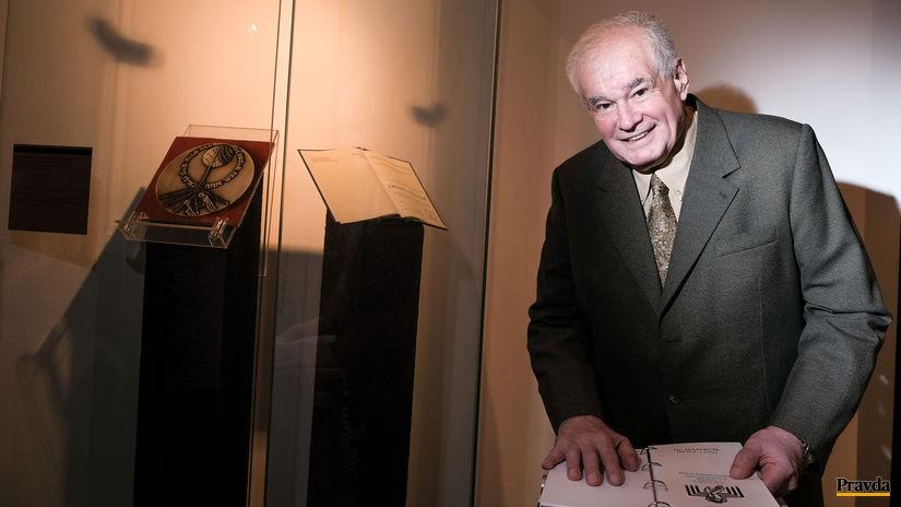 Pavol Mešťan, riaditeľ židovského múzea