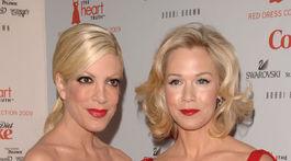 Tori Spellin a Jennie Garth
