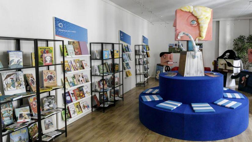 Vystava Najkrajsie knihy Slovenska