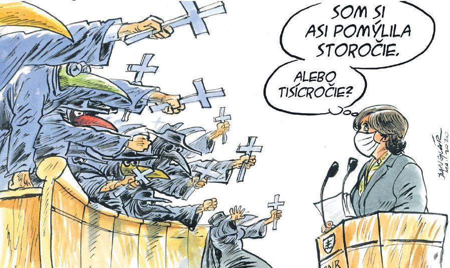 Karikatúra 16.05.2020