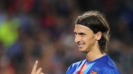 4. Zlatan Ibrahimovič