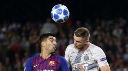 Španielsko LM B Barcelona Inter Miláno